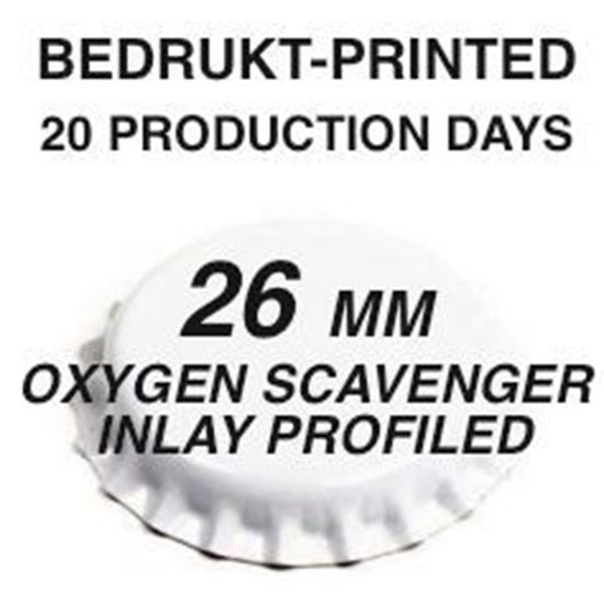 printed Oxygen Scavenger Inlay