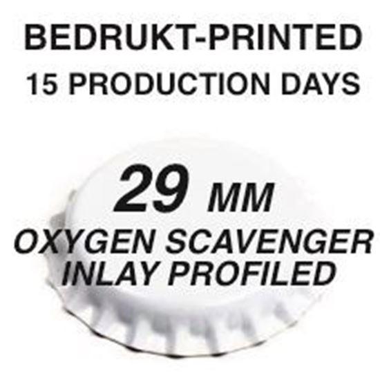 29 mm oxygen scavenger inlage
